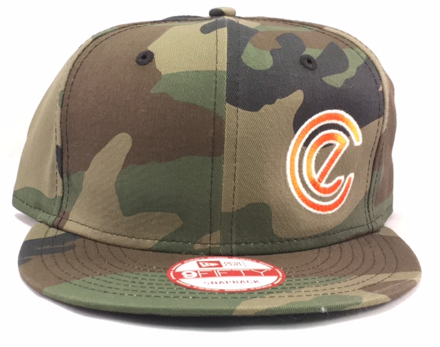 69748ad0299 Camo CE Snapback Limited Edition – CE Detail